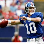 A Giants nyerte a Super Bowl-t